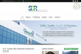 Sultan Bin Rashed Industrial Group - Home page