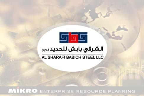 Al Sharafi Babich Steel - Mwasala Mikro project