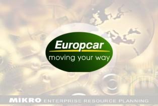 Europcar Abu Dhabi – Mikro ERP