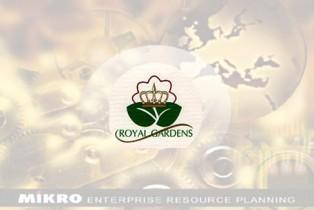 Royal Gardens – Mikro ERP